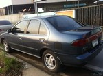 Production (Stock) Nissan Sunny, Nissan Sunny - NISSAN SUNNY (1995)   Motors.co.th Source: <a href='https://www.motors.co.th/en/cars/details/NISSAN-SUNNY-1995-1413125171' target='_blank'>https://www.motors.co.th/...</a>