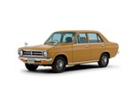 Production (Stock) Nissan Sunny, Nissan Sunny - Nissan   Heritage Collection   Datsun Sunny 1200 4-door Deluxe Source: <a href='https://www.nissan-global.com/EN/HERITAGE/datsun_sunny_1200_4_deluxe.html' target='_blank'>https://www.nissan-global.com/...</a>
