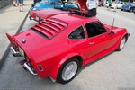 Production (Stock) Opel GT, Opel GT - Rear Window Louvers on Red Opel GT - BenLevy.com Source: <a href='http://www.benlevy.com/4images/img16431.htm' target='_blank'>http://www.benlevy.com/...</a>