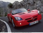 Production (Stock) Opel Speedster, Opel - Speedster - 2500