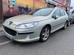 Production (Stock) Peugeot 407 Silhouette, Peugeot 407 Silhouette - Used Peugeot 407 Sw Estate 2.0 Hdi Se 5dr in Portsmouth ... Source: <a href='https://www.trojancars.co.uk/used-cars/peugeot-407-sw-2-0-hdi-se-5dr-201910163373354' target='_blank'>https://www.trojancars.co.uk/...</a>
