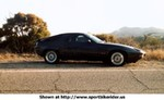 Production (Stock) Porsche 928, 1983 -Porsche - 928 - 1607