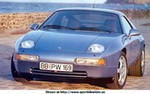 Production (Stock) Porsche 928, 1992 -Porsche - 928 - 1100