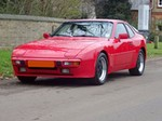 Production (Stock) Porsche 944, Porsche 944 - 1985 Porsche 944 Coupe - For Sale At Auction Source: <a href='https://www.coys.co.uk/cars/1985-porsche-944-coupe' target='_blank'>https://www.coys.co.uk/...</a>