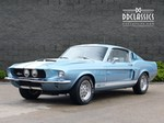 Production (Stock) Shelby GT500, Shelby GT500 - 1967 Ford Shelby - GT500 Mustang Fastback (LHD) | Classic ... Source: <a href='https://www.classicdriver.com/de/car/ford/shelby/1967/438893' target='_blank'>https://www.classicdriver.com/...</a>