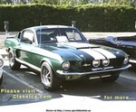 Production (Stock) Shelby GT500, Cool Shelby GT500. - dockingbay101.com/bsws.html