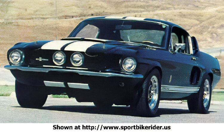 Shelby GT500 - ID: 1255