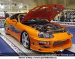 Production (Custom) Toyota Supra, Toyota - Supra - 1029