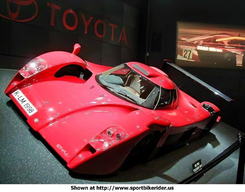 Toyota GT One - ID: 1604