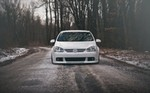 Production (Stock) Volkswagen Golf GTI, Volkswagen Golf GTI - Volkswagen Golf GTI Car White Tuning Winter Snow wallpaper ... Source: <a href='http://eskipaper.com/volkswagen-golf-gti-car-white-tuning-winter-snow.html' target='_blank'>http://eskipaper.com/...</a>