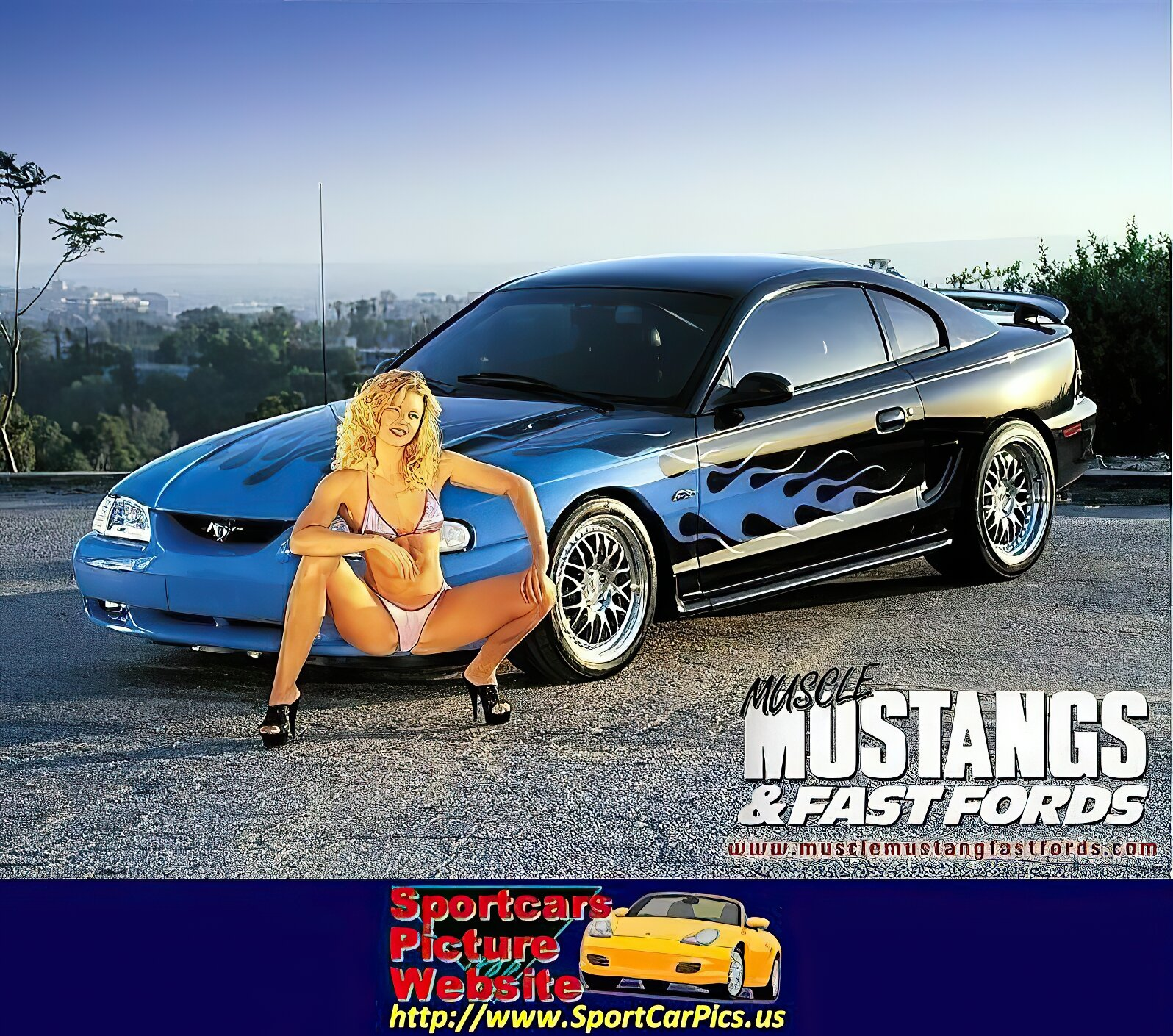 Ford Mustang - ID: 17314
