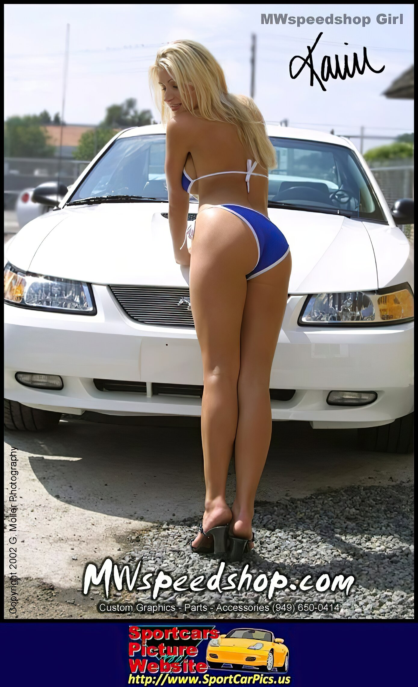 Ford Mustang - ID: 17383