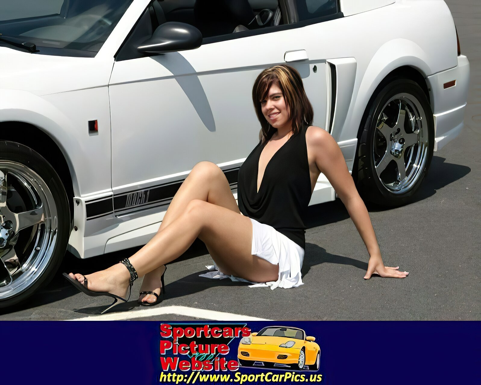Ford Mustang - ID: 17386