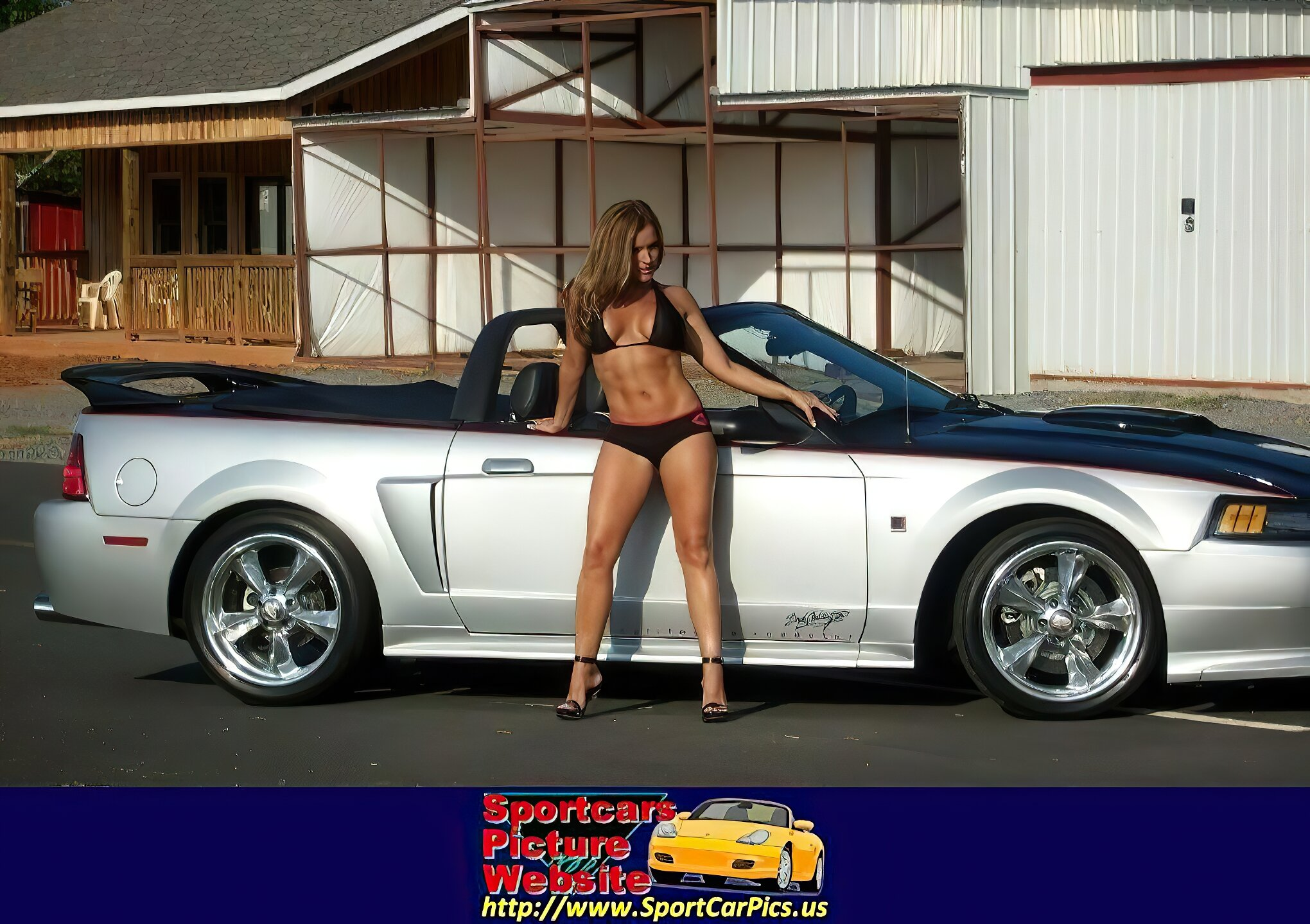Ford Mustang - ID: 17390