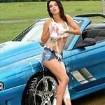 Women Ford Mustang, Ford - Mustang - 17317
