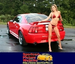 Women Ford Mustang, Ford - Mustang - 17360