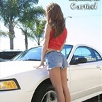 Women Ford Mustang, Ford - Mustang - 17361